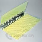 Baumit rohový profil ETICS PVC se síťovinou