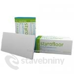 Styrotrade styrofloor kročejový polystyren T4 tl. 35mm