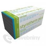 Styrotrade styrotherm plus 100 - šedý polystyren tl. 90mm
