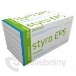Styrotrade styro EPS 100 polystyren tl. 80mm