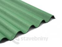 Gutta Guttapral bitumenová deska 2000 x 950 mm zelená | cena za m2
