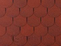 Gutta Guttatec Topglass Beaver asfaltový šindel červená | cena za m2