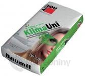 Baumit KlimaUni - ručně zpracovatelná omítka - 25kg
