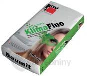 Baumit KlimaFino - strojně i ručně zpracovatelná stěrka - 20kg