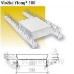 Ytong plus 100 - vložka pro stropy Ekonom a střechy Komfort P4-500