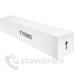Ytong nosný překlad P4,4-600 NOP IV/5/22 375x249x1750mm