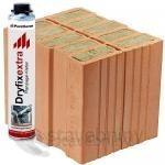 Porotherm 30 T Profi Dryfix 1/2 - P8 123x300x249mm
