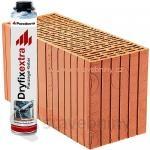 Porotherm 44 Profi Dryfix R - P10 187x440x249mm
