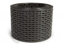 Gutta ochranný plastový pás 5m x 8cm - černá