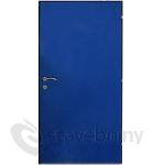 Hasič Servis ocelové dveře zateplené bez PO - 600/1970 P