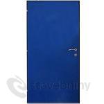 Hasič Servis ocelové dveře zateplené bez PO - 900/1970 L
