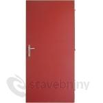 Hasič Servis protipožární ocelové dveře EW60 DP1 - 1000/1970 P