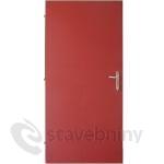 Hasič Servis protipožární ocelové dveře EW60 DP1 - 1100/1970 L