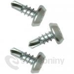 TEX 3,5x9,5mm - vrut pro podkonstrukce s půlkulatou hlavou (100ks) | cena za ks