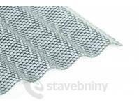 Gutta Guttagliss WABE polymetakrylátová deska 5000 x 1045 mm šedá | cena za m2