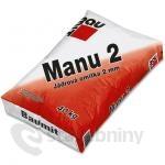 Baumit Manu 2 - ručně zpracovatelná omítka - 25kg