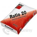 Baumit Ratio 20 - strojově zpracovatelná sádrová omítka - 40kg