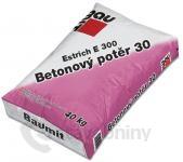 Baumit Betonový potěr 30 - suchý cementový potěř - 40kg