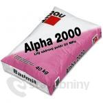 Baumit Alpha 2000 - suchý samonivelizační potěr - 40kg