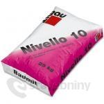 Baumit Nivello 10 - samonivelizační stěrka - 25kg