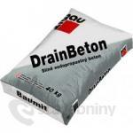 Baumit drenážní beton - suchá betonová směs - 40kg