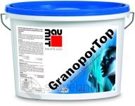 Baumit GranoporTop fasádní omítka škrábaná struktura 3mm