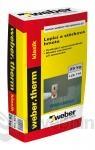 weber therm klasik - lepící a stěrkový tmel