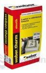 weber.therm elastik - pružný lepící a stěrkový tmel