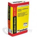 weber.therm plus ultra - lepící a stěrkový tmel