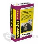 weber.for duoflex - litý i flexibilní tmel C2TE S1 25 kg