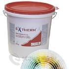 Extherm akrylátová omítka zatíraná 2,0mm