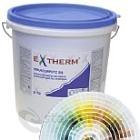 Extherm silikonová omítka rýhovaná 2,0mm